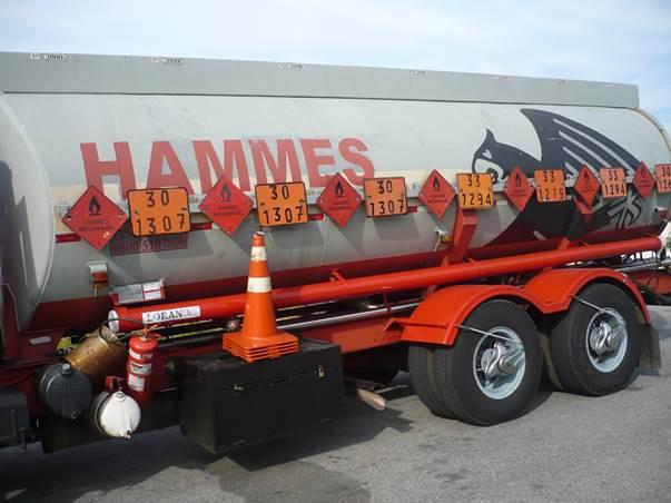 8492deb3f7ea2 Kits para caminhões que transportam produtos perigosos. Qual a ...