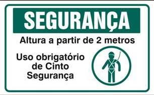Locais com grande circulação de pessoas devem estar sempre bem sinalizados,  facilitando o fluxo e dando avisos sobre locais potencialmente perigosos ou  que ... 08f9658511